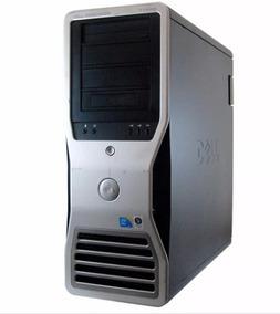 Workstation Usado Dell Precision T7500 Xeon Quad E5606