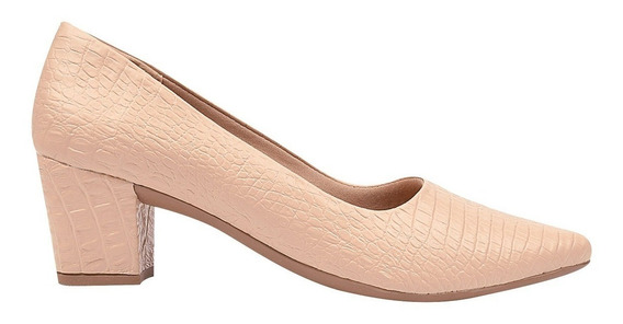 Sapato Scarpin Feminino Chiquiteira Chiqui/1114