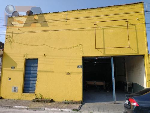Galpão Em Vila Amorim - Suzano, Sp - 3628