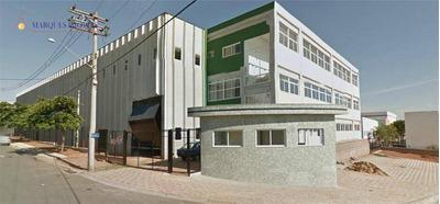Galpão Industrial Para Venda E Locação, Américan Park Empresarial Nr, Indaiatuba - Ga0414. - Ga0414