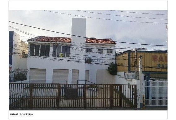 Casa Comercial Para Venda Em Salvador, Rio Vermelho, 5 Vagas - Lr0611