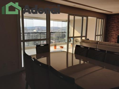 Imagem 1 de 15 de Apartamento 163 M² 3 Suítes, Duas Vagas De Garagens. - 1094