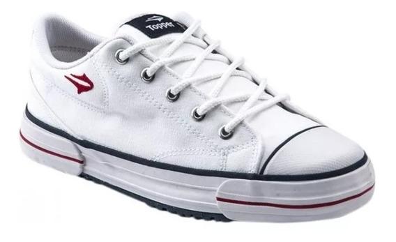 Zapatillas Urbanas Topper Nova Low Clasicas Hombre Mujer Abc