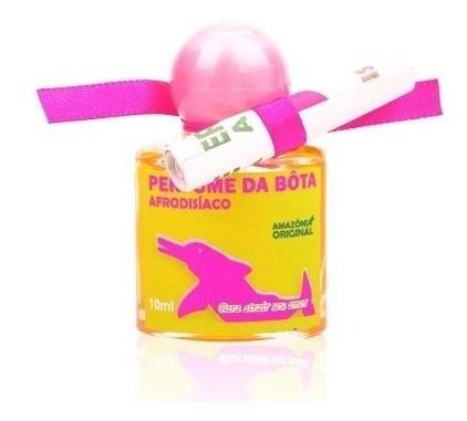 Kit C/ 3 Perfume Óleo Da Bota Original 8ml Atração Masculina