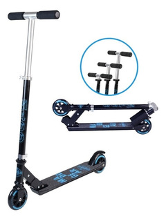 Scooter Madd Gear Carve 100 Negro/azul