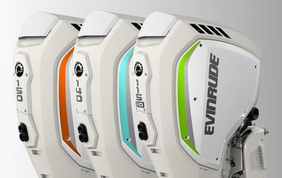 Motor De Popa Evinrude Etec G2 -115,140 E 150 - Consulte