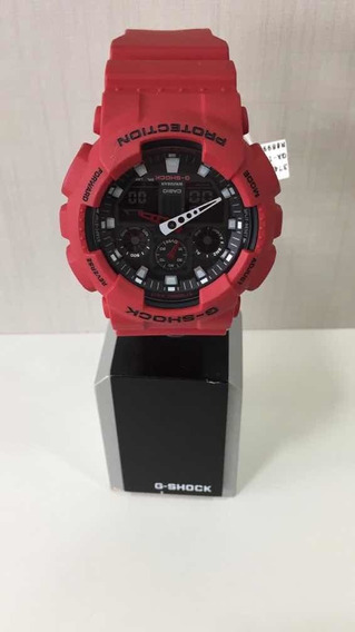 Relógio G-shock Vermelho Original