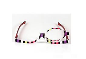 02 Óculos De Maquiagem (armação)