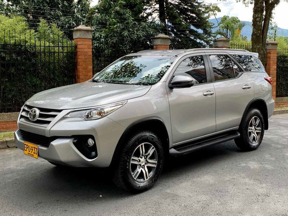 Toyota Fortuner Sw4 Street 2.7 A/t