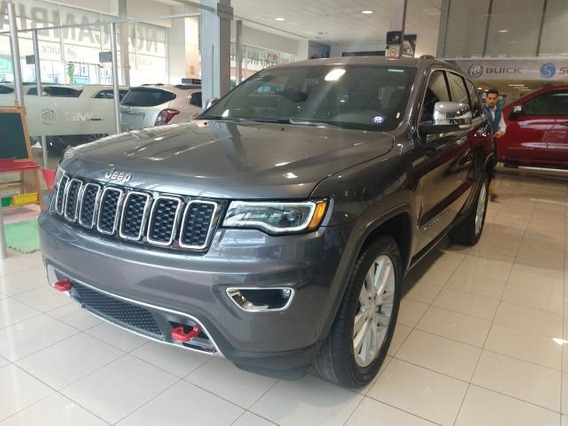 Jeep Grand Cherokee Limited Lujo V6 2017 Gris