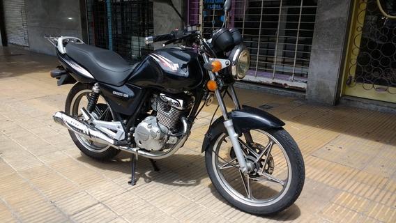 Suzuki En 125 2a Negra 2015