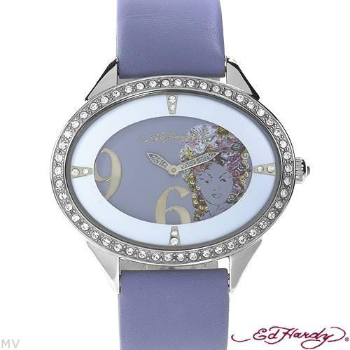 Reloj Ed Hardy Original Para Dama 02246969