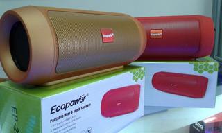 Parlante Bluetooth Ecopower Inalambrico Excelente Sonido