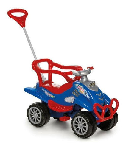 Carrinho De Passeio Cross Turbo Infantil 0966 Calesita
