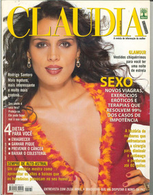 Revista Claudia - Abril/2001