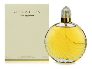 Creation De Ted Lapidus 100% Original 100 Ml Envío Inmediato