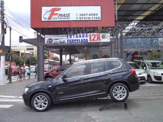Bmw X3 Xdrive 2.0 Blindada