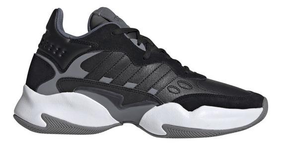 Tenis adidas Streetspirit Negro Tallas #25 Y #27 Hombre Cdl
