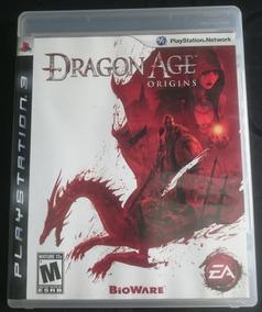 Dragon Age Origins Ps3 Mídia Física
