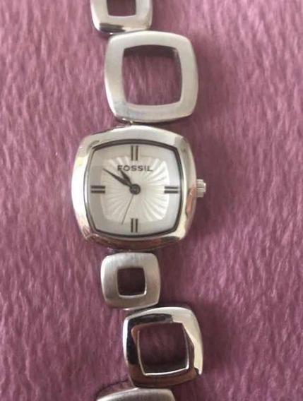 Relógio Fossil Lindo Como Novo!