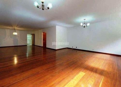 Apartamento À Venda Em Rua Artur Prado, Bela Vista, 4 Quartos, 227 M² - Pj52844
