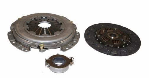 Kit De Embreagem Completo Toyota Camry 2.2 16v 91 92 93 7832