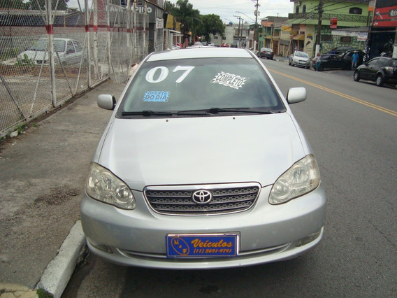 Toyota Corolla Xli 2006/2007 M&f Veiculos