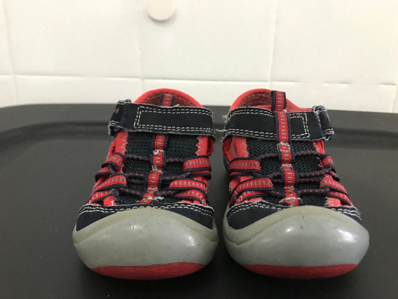 Sandalia Tipo Zapatillas Bebe Osh Kosh