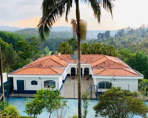 Imagem 1 de 30 de Chácara Residencial Em Atibaia - Sp - Ch00760 - 69736288