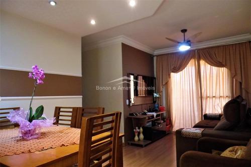 Imagem 1 de 22 de Apartamento À Venda Em Bonfim - Ap010895