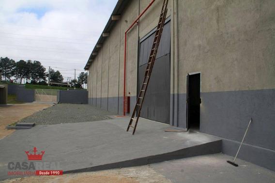Barracão/galpão Cidade Industrial - Ba0008