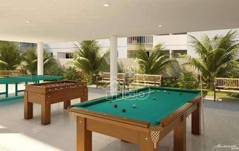Apartamento Com 2 Dormitórios À Venda, 77 M² Por R$ 300.000,00 - Maceió - Niterói/rj - Ap1634
