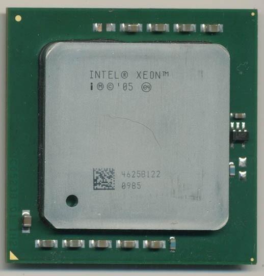 Processador Intel Xeon Sl8p5 3.20ghz 2m Cache 800mhz