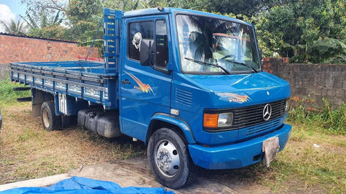 Imagem 1 de 15 de Mercedes-benz Mb 710 Plus