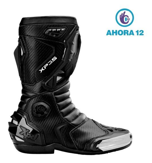 Bota Tecnica Moto Spidi Xp3-s C/ Proteccion - Ahora 12