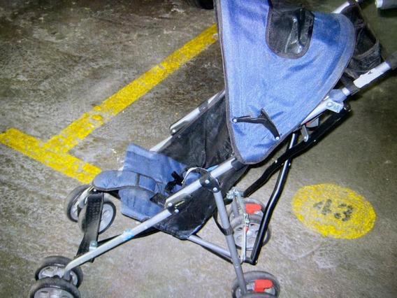 Coche Tipo Paraguas Y Silla Porta Bebes Para Vehiculos