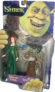 Muñeco Fiona De Shrek Coleccion Original Accesorios Rdf1