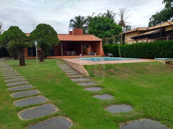 Rancho Residencial À Venda, Condomínio Paquetá, Araçatuba. - Ra0011