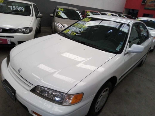 Honda Accord Lx 2.2/unico Dono 81 Mil Km