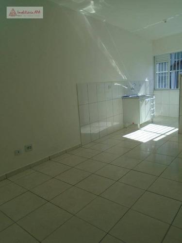 Imagem 1 de 9 de Kitnet Com 1 Dormitório Para Alugar, 19 M² Por R$ 1.500,00/mês - Consolação - São Paulo/sp - Kn0154