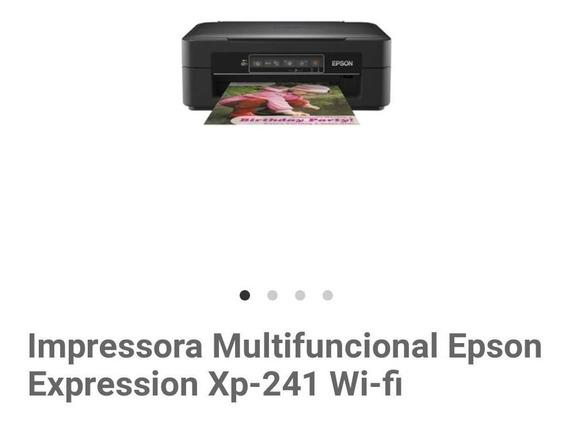 Multifuncional Epson Xp 241