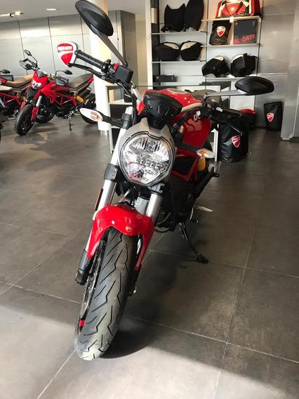 Ducati Monster 797 -2020 0km-san Isidro