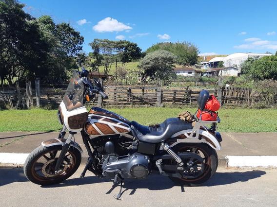 Harley Davidson Dyna Superglide Fxd Clubstyle