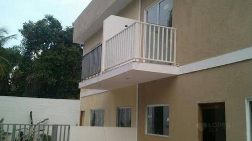 Imagem 1 de 27 de Casa À Venda, 70 M² Por R$ 205.000,00 - Rocha - São Gonçalo/rj - Ca20300