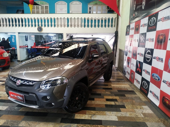 Fiat Palio Weekend 2016 Locker