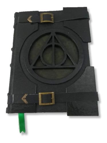 Imagem 1 de 8 de Grimório Harry Potter Slytherin