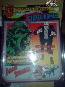 Os Clássicos Da Década Ebal Nº 03 Super-homem /monstro Panta