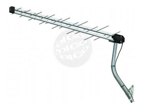 Antena Externa Atn 34ld-hd Uhf Digital Com 34 Elementos