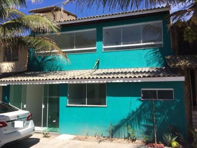 Casa Em Condomínio Residencial Em Lauro De Freitas - Ba, Praia De Ipitanga - Ca01202