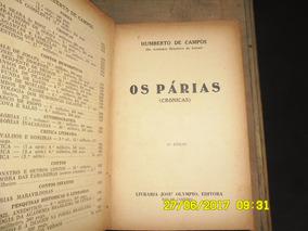 Livro Os Párias